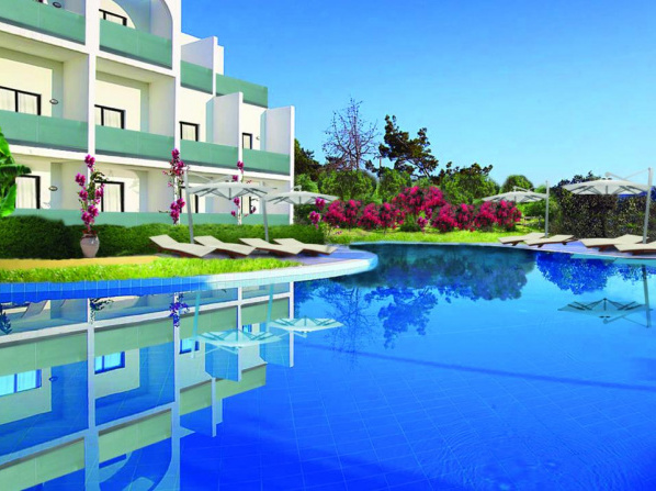 Lindos Breeze Beach Hotel
